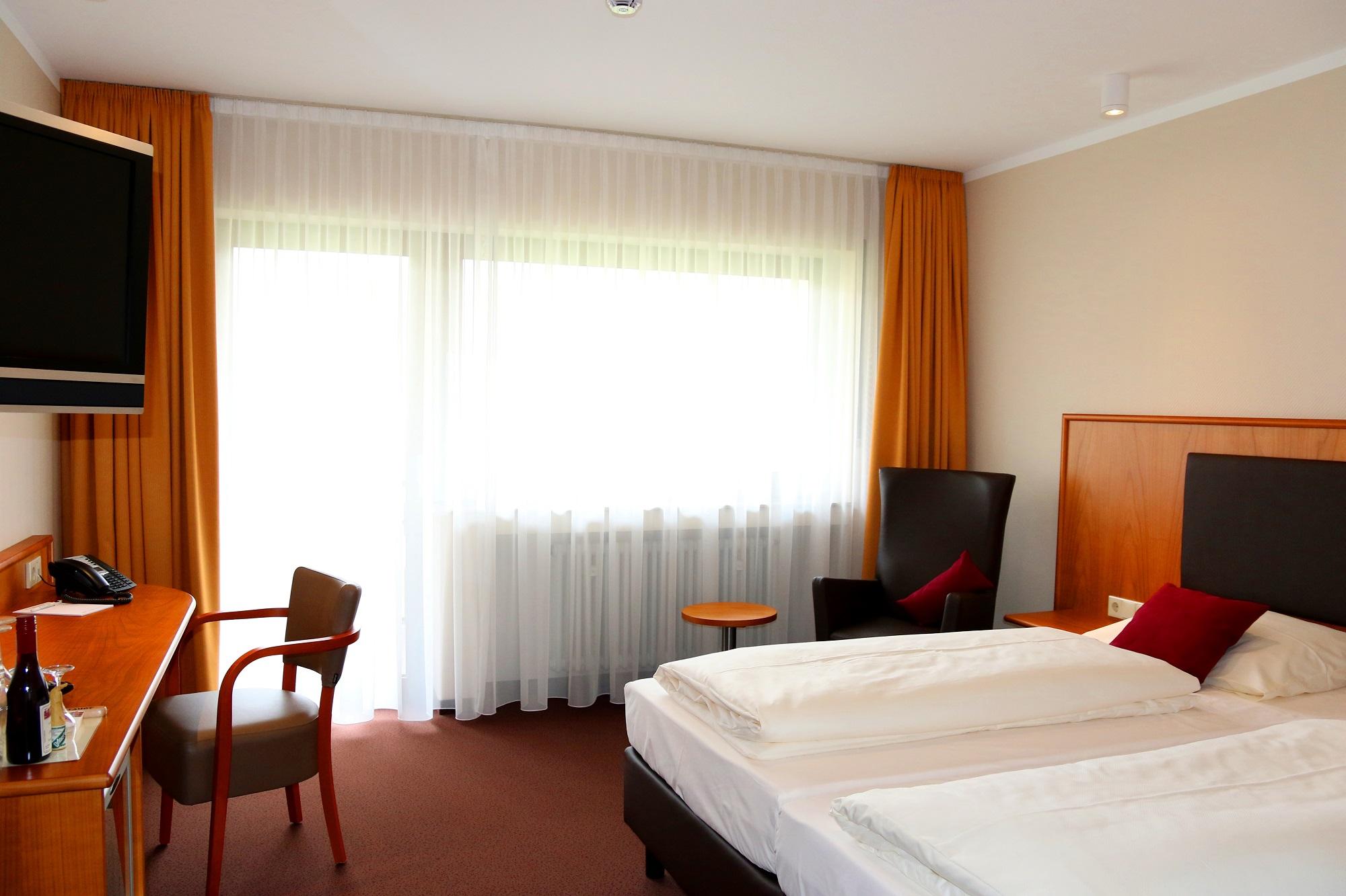 Gästehaus Zimmer 21 - 22 und 27 - 28