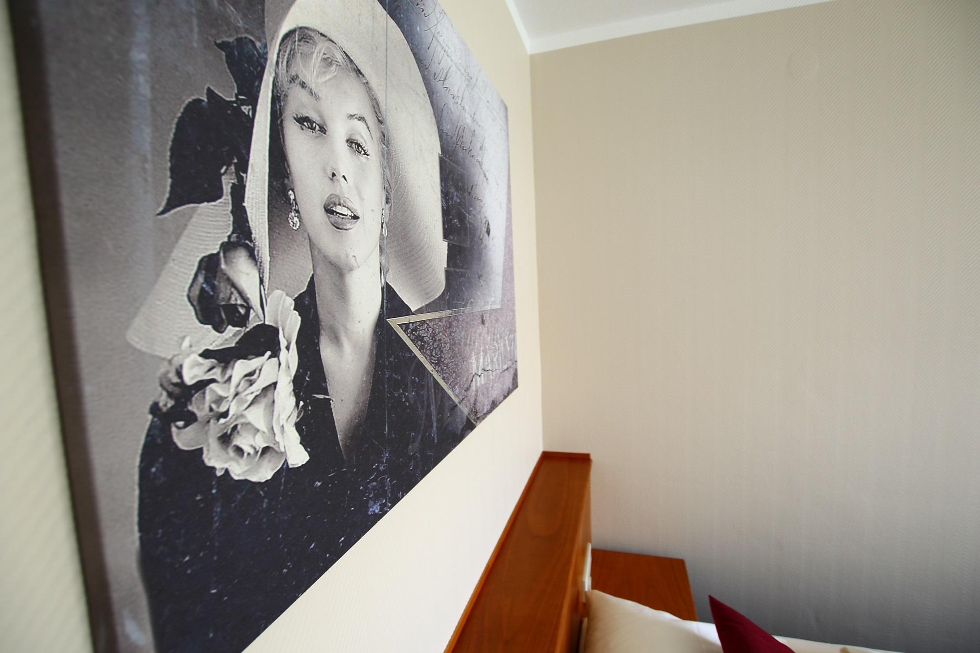 Gästehaus Zimmer 23 - 26 und 29 - 32